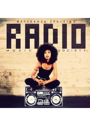 Esperanza Spalding - Radio Music Society (Music CD)