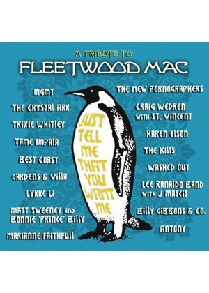 Various Artists - Just Tell Me That You Want Me (Tribute to Fleetwood Mac) (Music CD)