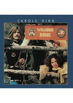 Carole King - Welcome Home (Music CD)