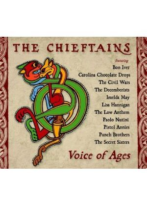 The Chieftains - Voice of Ages (+DVD)