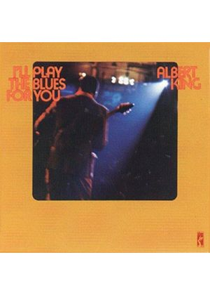 Albert King - I'll Play the Blues for You [1972] (Music CD)