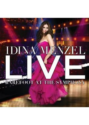 Idina Menzel - Live (Barefoot at the Symphony/Live Recording) (Music CD)