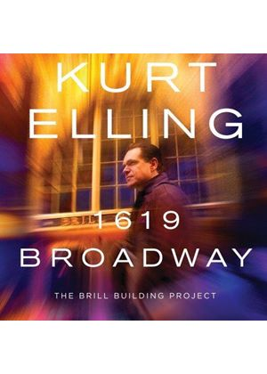 Kurt Elling - 1619 Broadway (The Brill Building Project) (Music CD)