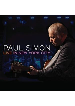 Paul Simon - Live in New York City (2 CD & DVD) (Music CD)
