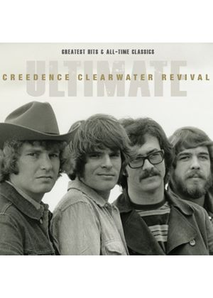 Creedence Clearwater Revival - Ultimate Creedence Clearwater Revival: Greatest Hits & All-Time Classics (Music CD)