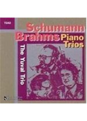 Brahms: Piano Trio No 1; Schumann: Piano Trio No 2
