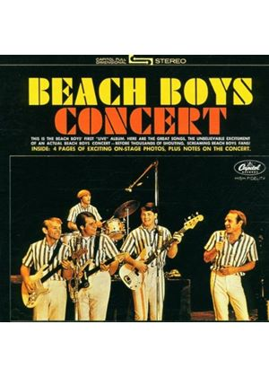 The Beach Boys - Beach Boys Concert/Live in London 1969 [Live] [Extra tracks] [Original recording remastered]