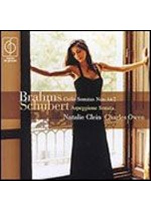 Brahms / Schubert - Cello Sonatas No.s 1&2 / Arpeggione Sonata (Music CD)