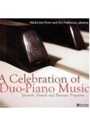 (A) Celebration of Duo-Piano Music