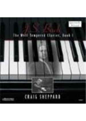 Bach: (The) Well Tempered Clavier, Book 1