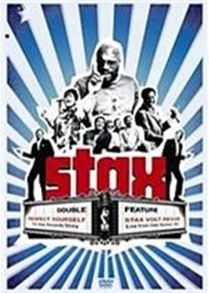 Respect Yourself - The Stax Records Story / The Stax-volt Revue Tour 1967