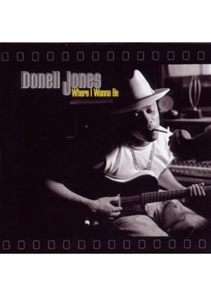 Donell Jones - Where I Wanna Be (Music CD)