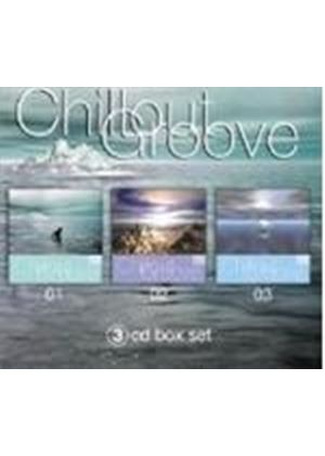 Various Artists - Chillout Groove Vol.1-3