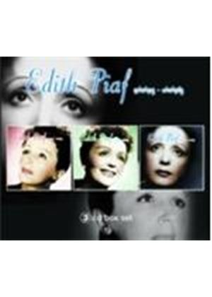 Edith Piaf - Edith Piaf Vol.1-3 (10th Dec 1915-11th Oct 1963)