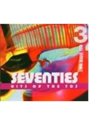 Various Artists - SEVENTIES HITS OF THE SEVENTIES 3CD