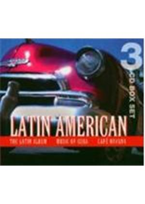 Various Artists - LATIN AMERICAN 3CD