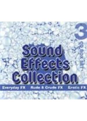 Various Artists - SOUND EFFECTS COLLECTION 3CD