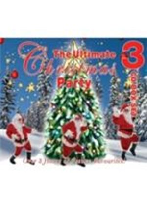 Frosty & The Snowmen - Ultimate Christmas Party, The (Music CD)