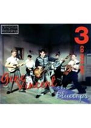 Gene Vincent - Gene Vincent & His Bluecaps (Music CD)