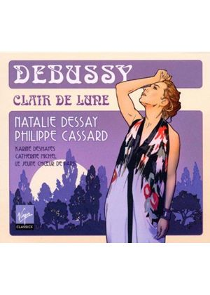 Debussy: Clair de lune (Music CD)