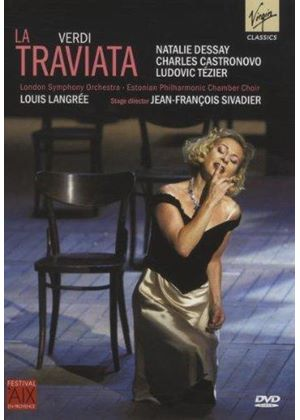 Verdi: La Traviata (Music CD)