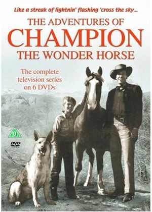 The Adventures Of Champion The Wonder Horse - Complete (Six Discs)