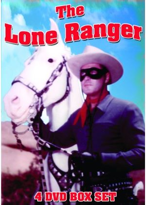 Lone Ranger, The (Four Discs)