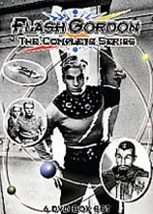 Flash Gordon: The Complete Series (Six Discs) (Box Set)