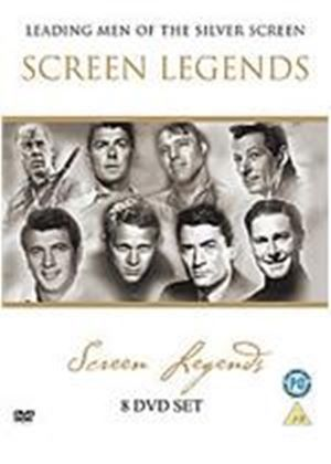 Screen Legends - Leading Men Of The Silver Screen