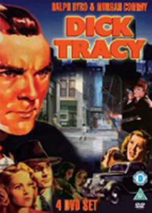 Dick Tracy (4 DVD Box Set)