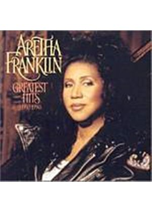 Aretha Franklin - Greatest Hits (1980-1994) (Music CD)