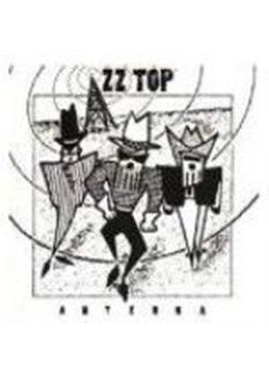 ZZ Top - Antennae (Music CD)
