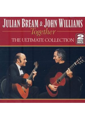 Julian Bream And John Williams - Together Ultimate Collection (Music CD)
