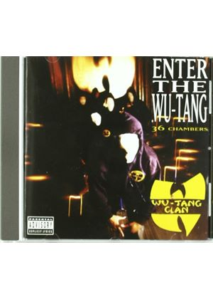 Wu-Tang Clan - Enter The Wu-Tang (36 Chambers) (Music CD)