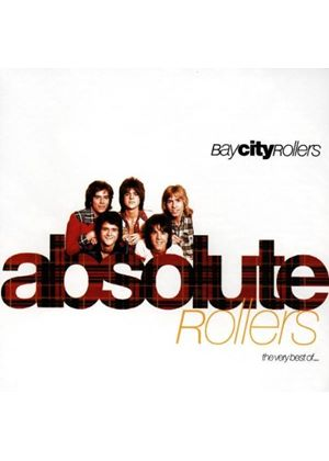 Bay City Rollers - Absolute Rollers - The Very Best Of (Music CD)