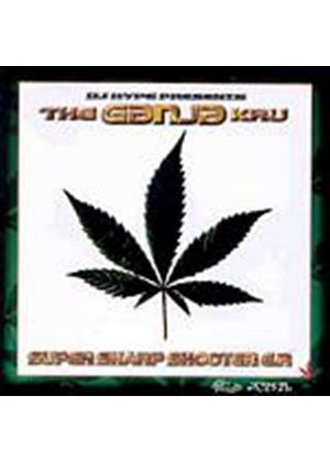 Ganja Kru - Super Sharp Shooter Ep (Music CD)