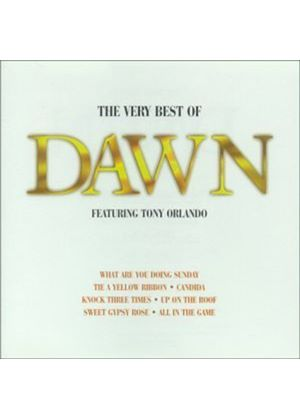 Dawn Featuring Tony Orlando - The Very Best Of (Music CD)