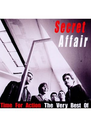 Secret Affair - Time For Action - The Very Best Of (Music CD)