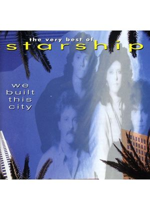 Starship - We Built This City (Music CD)