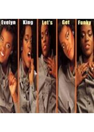 Evelyn Champagne King - Lets Get Funky (Music CD)