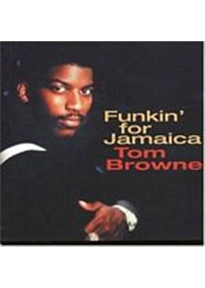 Tom Browne - Funkin For Jamaica (Music CD)