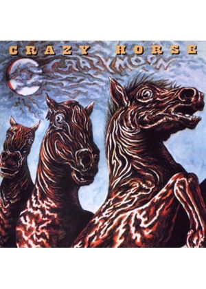 Crazy Horse - Crazy Moon (Music CD)