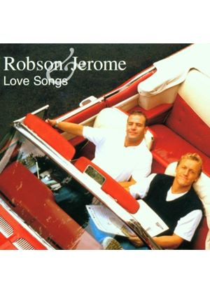 Robson And Jerome - Love Songs (Music CD)