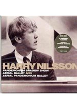 Harry Nilsson - Pandemonium Shadow Show/Aerial Ballet (Music CD)