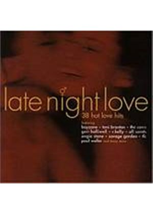 Various Artists - Late Night Love (Music CD)