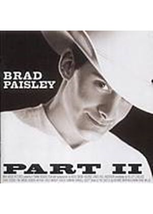 Brad Paisley - Part II (Music CD)