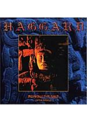 Haggard - Awaking The Gods - Live In Mexico (Music CD)