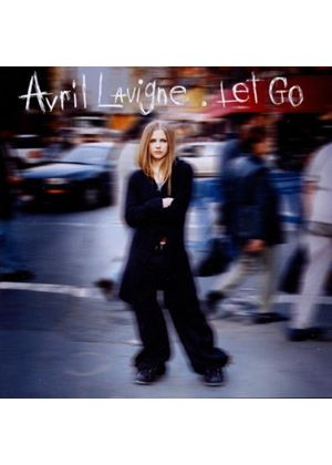 Avril Lavigne - Let Go (Music CD)