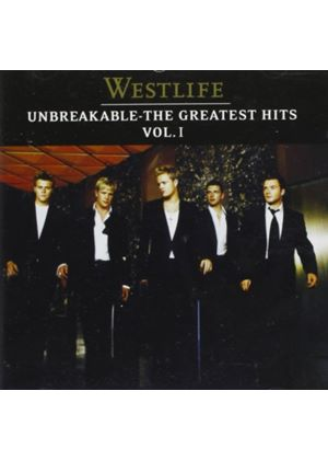 Westlife - Unbreakable Greatest Hits Vol 1(Music CD)