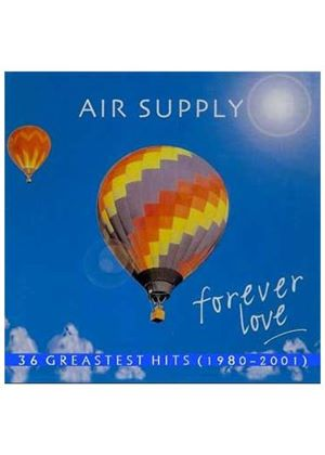 Air Supply - Forever Love - 36 Greatest Hits 1980 - 2001 (Music CD)